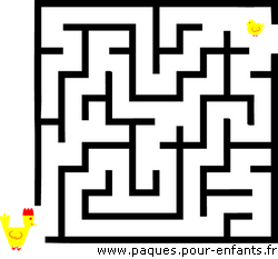 P ques jeux de p ques jeux de labyrinthe imprimer gratuit jeu de labyrinthe simple jeu de - Jeu labyrinthe a imprimer ...